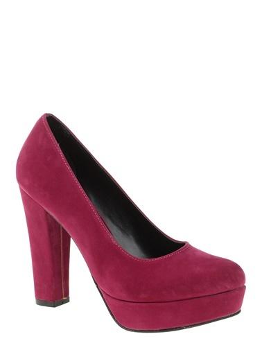 Bambi - Platform Topuklu Ayakkabı